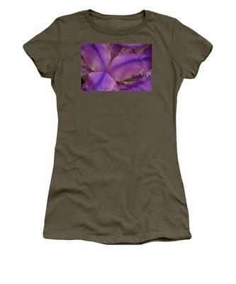 Purple Beauty Women's T-Shirt