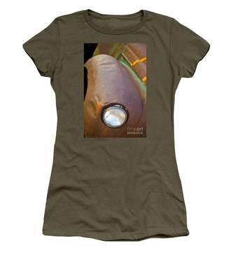1941 International Truck Fender Women's T-Shirt