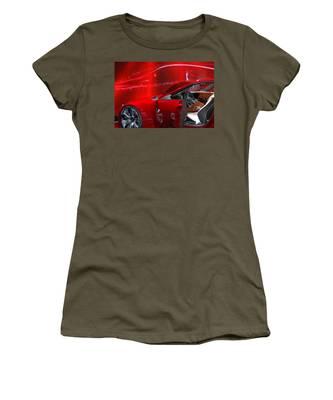 2013 Lexus L F - L C Women's T-Shirt