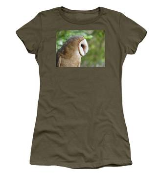 Barn Owl Women's T-Shirt