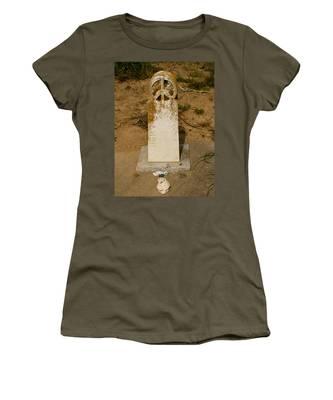 Bodega Bay Cemetery Women's T-Shirt