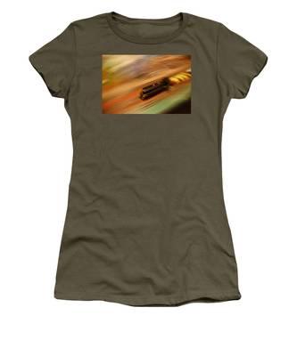 Fast Train Set Women's T-Shirt