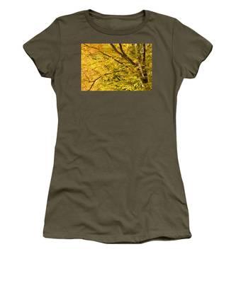 Golden Autumn Women's T-Shirt