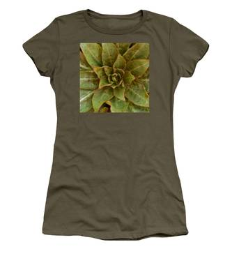 Leaf Star Women's T-Shirt