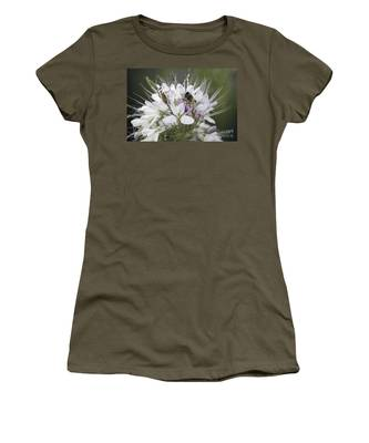 The Beetle And The Bee Women's T-Shirt