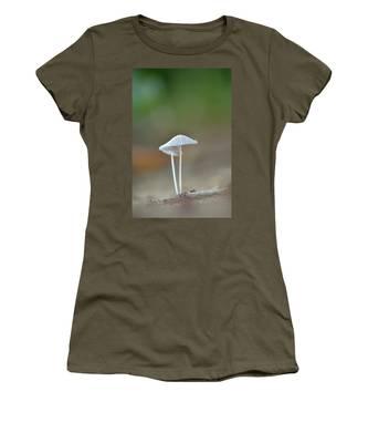 The Mushrooms Women's T-Shirt