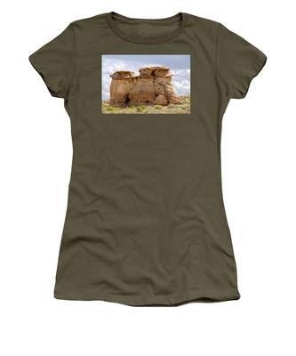 Three Fat Ladies Women's T-Shirt