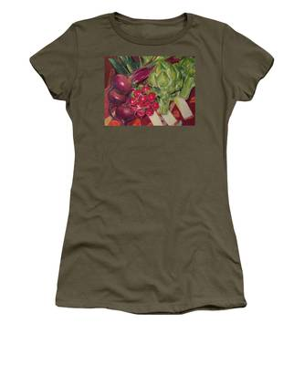A Day In My Kitchen Women's T-Shirt