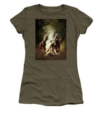 All Creatures Great And Small Women's T-Shirt