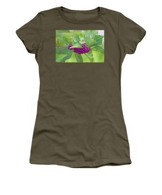 American Beautyberry Women's T-Shirt