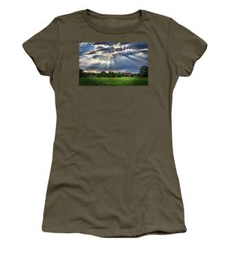 And The Heavens Opened 1 Women's T-Shirt