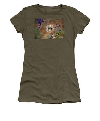 Another White Flower Women's T-Shirt