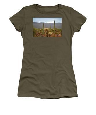 Arizona's Sonoran Desert  Women's T-Shirt
