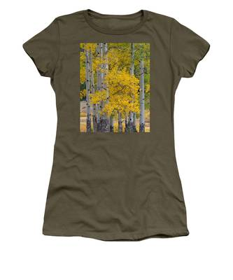 Aspen Bouquet Women's T-Shirt