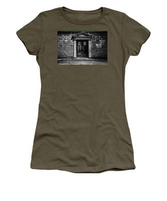 Bar Across The Door Women's T-Shirt