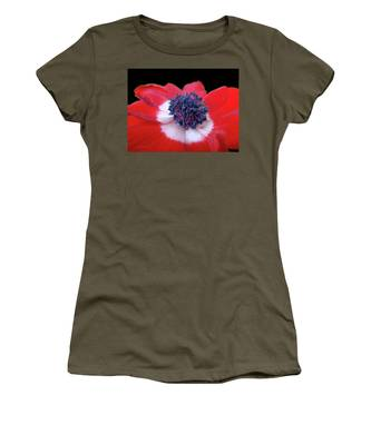 Blossoming Freedom Women's T-Shirt