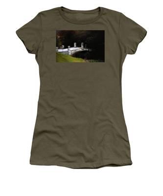 Bridge To Darkness Women's T-Shirt