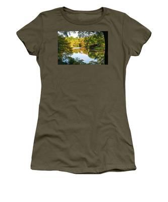 Central Park - City Nature Park Women's T-Shirt