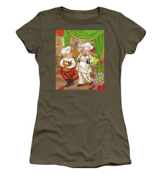 Chefs Go To Market IIi Women's T-Shirt