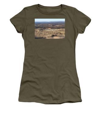 Concrete Landscape 1 Women's T-Shirt