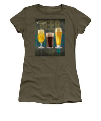 Craft Beer Women's T-Shirt