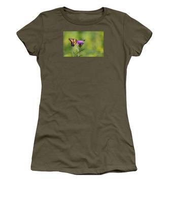 Eastern Tiger Swallowtail Women's T-Shirt