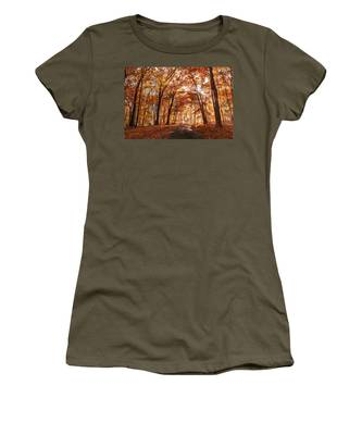 Enchanting Fall Women's T-Shirt