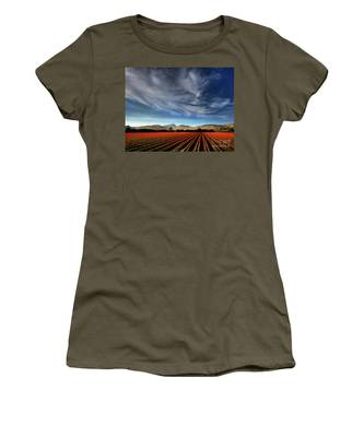 Field Of Color Women's T-Shirt