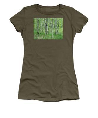 Field Of Teens Women's T-Shirt
