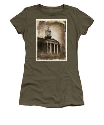 Glasgow Ky Courthouse Women's T-Shirt