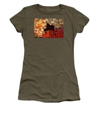 Grand Piano Women's T-Shirt