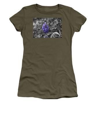 Grape Hyacinth Women's T-Shirt