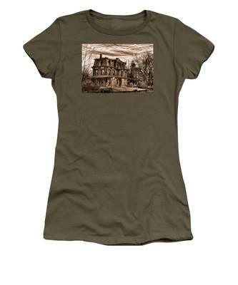 Hopewell Station Women's T-Shirt