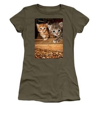 Kittens Women's T-Shirt