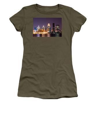 Louisville 1 Women's T-Shirt