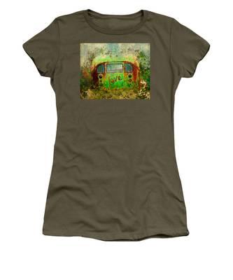 Love Bus Women's T-Shirt