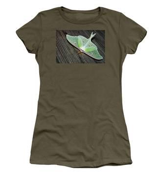 Luna Moth Women's T-Shirt