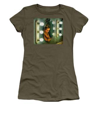 Mirror Mirror On The Wall Women's T-Shirt