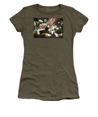 My Wife's Lovers Women's T-Shirt