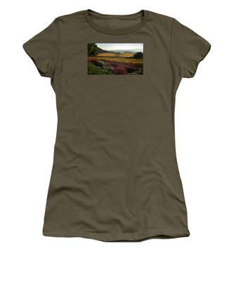 Napa Valley California Women's T-Shirt