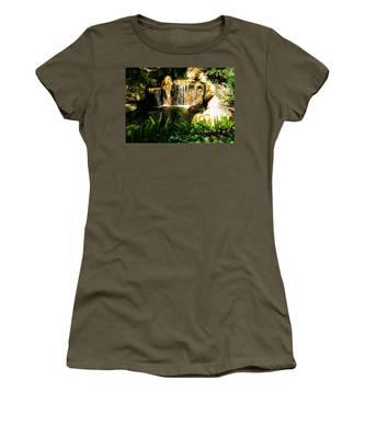 Natural Hidden Face Women's T-Shirt