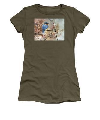 Near Spring Women's T-Shirt
