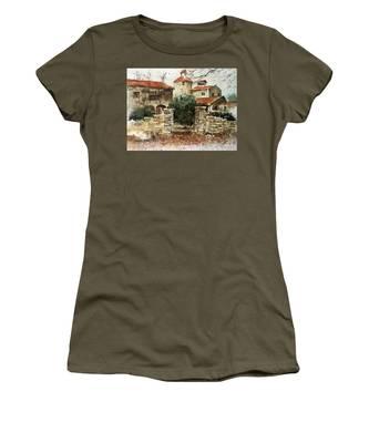 Neighbors Gate Women's T-Shirt