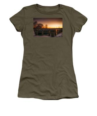 Northport Sunset Women's T-Shirt
