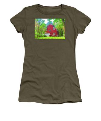 Out In The Country Women's T-Shirt