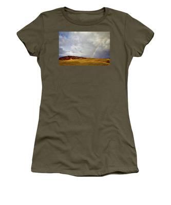 Palouse Rainbow Women's T-Shirt