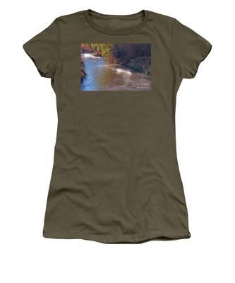 Santa Cruz River - Arizona Women's T-Shirt