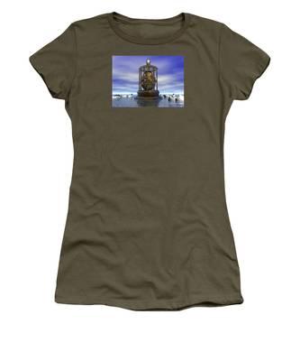 Sixth Sense - Surrealism Women's T-Shirt