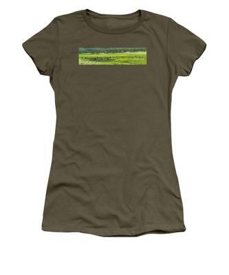 Spring Grazing Women's T-Shirt