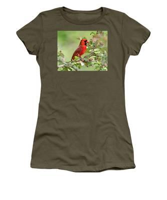 Summer Cardinal Women's T-Shirt